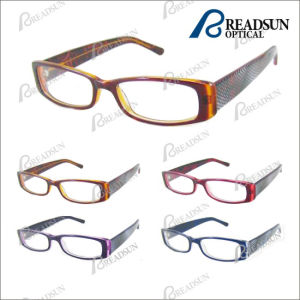 Unisex Hand Made Acetate Reading Glasses (RA287001) pictures & photos