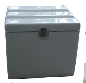 Fiberglass Storage Box With Insulated Layer