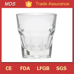 Wholesale Clear Rock Standard Whisky Glass Cup for Drinking pictures & photos