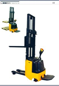 Full Electric Double-Pallet Stacker (HL-FD SERIES) pictures & photos