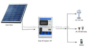 Portable 12V Solar Power System for Small Homes, Solar System, Solar Energy System pictures & photos