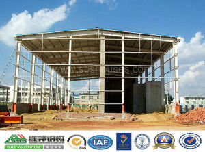 High Quality and Versatile Steel Structure Building Warehouse