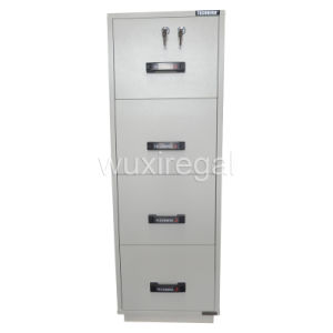 Special Office Furniture, Fire Resistant File Cabinet (750FRD 4002)