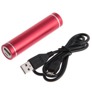 Portable Mobile Phone Charger, Rechargeable Battery for iPhone