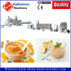 Baby Food Line Making Machine