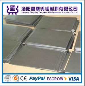 99.95 % High Purity Molybdenum Plates/Sheets or Molybdenum Plates/Sheets for Semiconductor pictures & photos