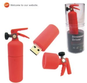 The New Fire Extinguisher USB Flash Drive/USB Memory (N-038)