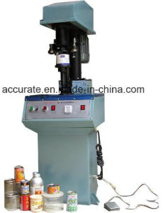 Dfj-160 Can Capping Sealing Machine for Round Cans pictures & photos