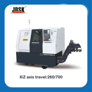 Multifunctional High Precision CNC Lathe Machining HTC40/Ck6440 pictures & photos