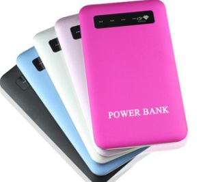 Fashion Slim Power Bank 4300mAh (OM-PW145) pictures & photos