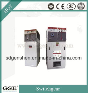 GS-Xgn -12 High Voltage AC Power Distribution/Control Indoor Box Type (fixed) Metal Enclosed Ring Net Switchgear pictures & photos