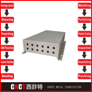 Manufacturing Sheet Metal Manufacturing Sheet Metal pictures & photos