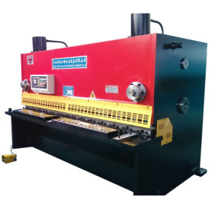 Hydraulic Guillotine Shear, Metal Sheet Cutting Machine