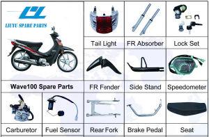 Honda Wave 100cc Motorcycle OEM Parts