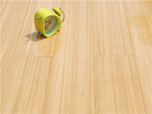 China Carbonized Vertical Bamboo Flooring China Bamboo Floor