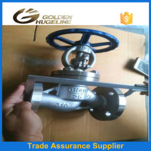 Pn25 Dn80 316stainless Steel Globe Valve pictures & photos