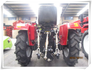 Mutil-Cylinder Engine 2WD or 4WD Tractor with Three Point Linkage pictures & photos