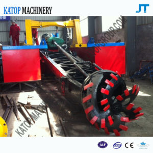 8 Inch Sand Dredger with Electric Motor Sand Mining Dredger pictures & photos