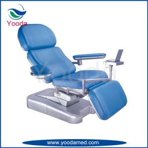 Economic Type Medical Products Manual Blood Collection Chair pictures & photos