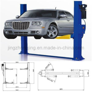 4 Tons Eletrical Control Car Lift (Model: JQY4.0-D6A) pictures & photos