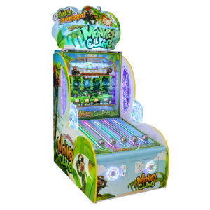 Monkey Climb Kids Redemption Game Machine From China