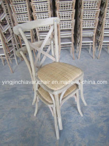 Banquet Stackable High Quality Cross Chair