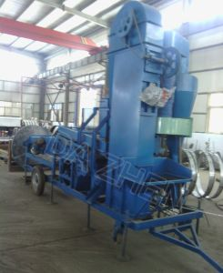 Trailer Mounted Grain and Seed Cleaning Plant pictures & photos
