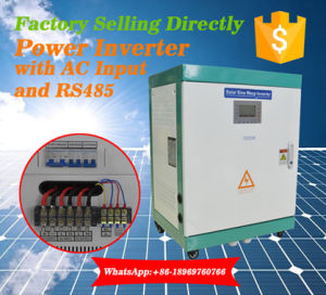 Sine Wave Inverter with 120/240VAC Output for 10kw off Grid Solar Energy System pictures & photos