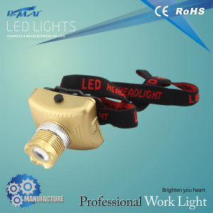 1W Small LED Head Light (HL-LA0607)