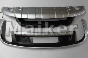 ABS Bumper Guard for Volkswagen Touareg 2011 Skid Plate for Volkswagen Touareg