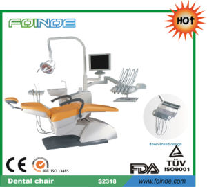 S2318 Hot Selling CE Approved Dental Chairs Unit Price pictures & photos