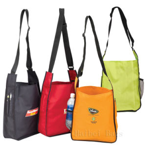 600d Polyester Sling Tote Bag (hbnb-5) pictures & photos
