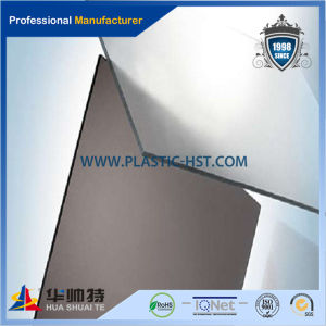 100% Virgin Materials Polycarbonate Roofing Sheets/PC Solid Sheets pictures & photos