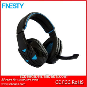 Reduce Noise Program Design Gaming Wired Headphone