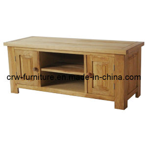 Oak Furniture TV Cabinet / TV Stand (OF-303) pictures & photos