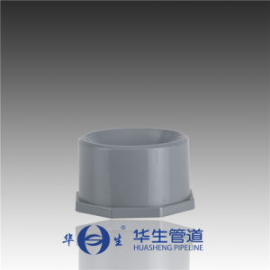 Huasheng Plastic Dn20*15-100*80 CPVC DIN Reducing Bushing pictures & photos