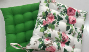Wholesale Printing 100% Cotton Seat Cushion