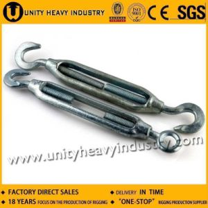 Zinc Plated JIS Type Frame Type Turnbuckle