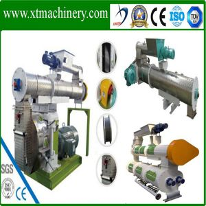 ISO Ce Certificate Factory Price Floating Fish Feed Pellet Machine pictures & photos
