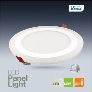 18W Double Color LED Panellight Ceiling Lighting with 2 Years Warranty (MD-PLQ1618R) pictures & photos