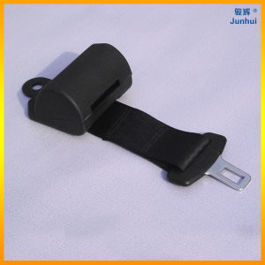 2 Point Automobile Safety Seat Belt, Quick Release Mergency Locking Safety Belt, Retractable Lap Belt (JH-M-2Z001)