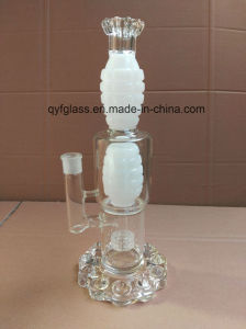 Heavy Glass Water Pipe for Tabacco Glass Smoking
