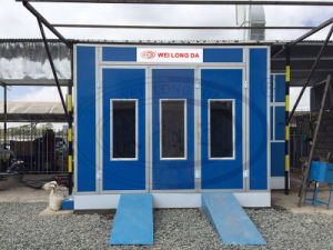 Wld6200 Auto Car Paint Booth (economic type) (CE) pictures & photos