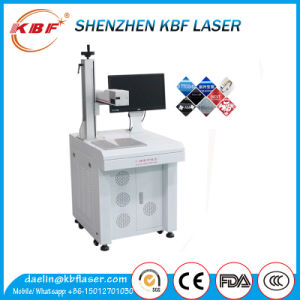 20W Table Metal Fiber Laser Marker for Sale pictures & photos