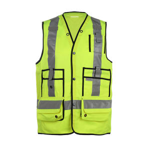 Wholesale Reflective Safety Vest for Workwear