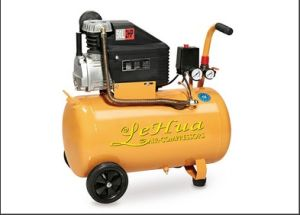 Portable Piston 2HP 25L Driect Driven Za Series Air Compressor