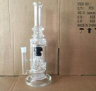 High Quality Glass Water Pipe with Scaleph Inside