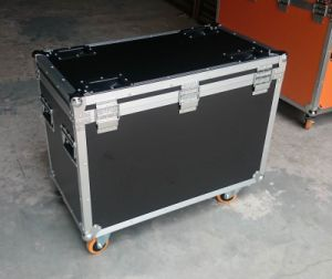 Waterproof PRO Flight Case with Hinge Support
