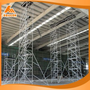 High Quality Construction Scaffold, Movable Scaffolding, Scaffolding Tower for Sale pictures & photos