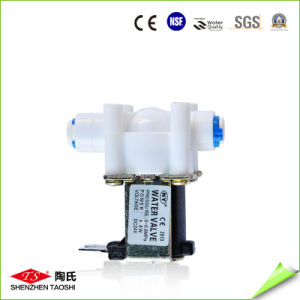 Low Price Solenoid Water Valve in RO Water System pictures & photos